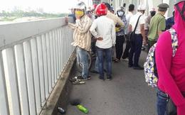 Hà Nội: Nam thanh niên bỏ lại xe máy, nhảy cầu Thăng Long tự tử