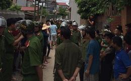 Đưa cháu bé đi khi không có người nhà, 2 nam thanh niên bị vây giữ ở Bắc Ninh