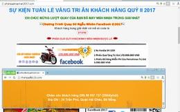 Xuất hiện nhiều trang mạng lấy địa chỉ UBND Đà Nẵng để lừa đảo người dùng facebook