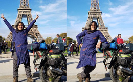 Chàng trai phượt bằng xe máy qua 23 nước: Tổng chi phí và công cuộc xin visa cho chuyến đi