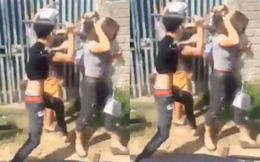 Hà Nội: Truy tìm kẻ cầm hung khí đánh thiếu nữ ở Chương Mỹ