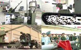 Ấn tượng quân sự Việt Nam tuần qua: Vũ khí tự động do Việt Nam nghiên cứu chế tạo