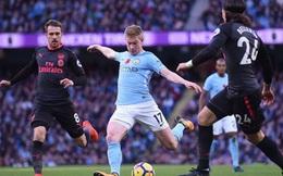 Man City đang là định nghĩa về sự hoàn hảo trong bóng đá