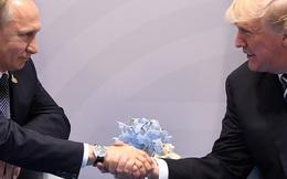 Tổng thống Donald Trump vẫn chưa chịu ký trừng phạt Nga