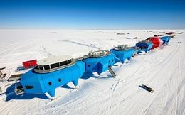 """Trạm nghiên cứu Nam Cực bị """"kéo lê"""" gần 23km, tránh bị vết nứt khổng lồ nuốt chửng"""