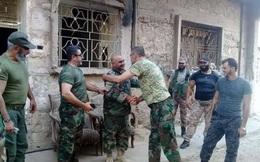 Chiến thắng giòn giã ở Deir Ezzor, ông Putin, Assad tới tấp chúc mừng liên quân Nga–Syria