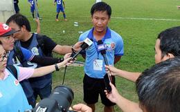 Sự mát tay của HLV Đinh Hồng Vinh sẽ giúp U.19 Việt Nam tiếp tục bay cao
