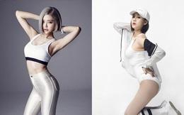 DJ Soda phiên bản Việt tái xuất gợi cảm sau 1 năm sinh con