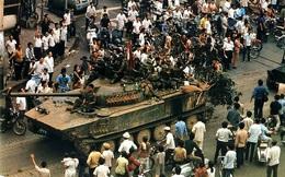 """Thần tốc giải phóng Miền Nam: Chuyện lính bộ binh nhường nước uống """"cứu"""" xe tăng"""