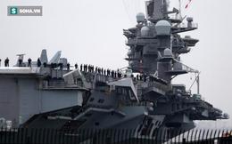 Tàu sân bay Mỹ bắt đầu tuần tra trên biển Đông