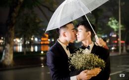 Cặp đôi đồng tính nam yêu nhau xuất phát từ yêu cầu của một nữ đạo diễn