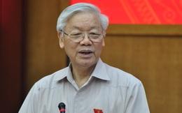 """Tổng Bí thư: Ông Đinh La Thăng thời làm giao thông là """"cán bộ năng nổ, miệng nói, tay làm"""""""