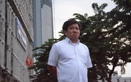 Bị ông Đoàn Ngọc Hải cho kéo ô tô về phường, chủ xe phản ứng bất ngờ