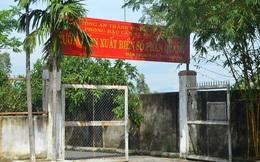 Người dân Đà Nẵng bức xúc vì xưởng sản xuất của công an