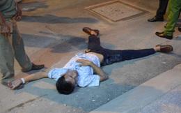 Tài xế ô tô đập xe, 'nằm vạ' trên đường phản ứng với ông Đoàn Ngọc Hải