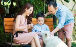 """""""Hoa hậu hài"""" Thu Trang: Chồng yêu tôi quá nên sợ thôi!"""
