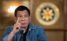 """Tổng thống Duterte kêu gọi binh sĩ quân đội bắt giữ cảnh sát """"bẩn"""""""