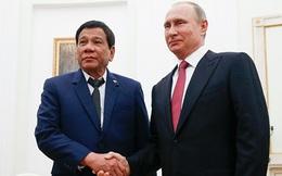 Tổng thống Rodrigo Duterte làm lộ giao dịch bí mật giữa Nga và Philippines