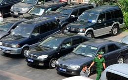 Thứ trưởng, Chủ tịch tỉnh sẽ khoán xe ô tô công thế nào?