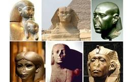 Vì sao các bức tượng cổ Ai Cập hay bị mất mũi?