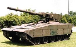 Không phải Armata, đây mới là xe tăng đầu tiên trên thế giới trang bị tháp pháo tự động