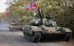 Sốc với nguồn gốc 700 xe tăng, 400 xe chiến đấu bộ binh ở Donetsk