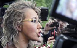 """Ksenia Sobchak: Con đường từ """"Kẻ cắp và Gái điếm"""" đến ứng viên Tổng thống Nga"""