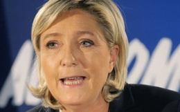 Bà Le Pen bí mật tới tháp Trump gây quỹ tranh cử tổng thống Pháp