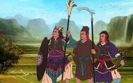 Giặc Nguyên đổ quân như nước lũ, Hưng Đạo vương chia tướng giữ thành
