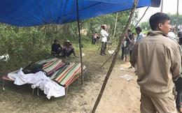 Hiện trường vụ tàu hỏa đâm xe ô tô khiến 6 người thương vong
