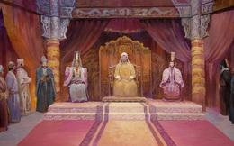 Ngoại giao ăn miếng trả miếng sòng phẳng giữa vua Trần Thánh Tông và Hốt Tất Liệt