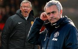 Quên xe bus đi, Mourinho giờ đã thuộc làu bài của Sir Alex