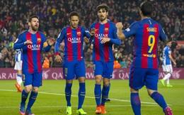 """Tại Nou Camp, Barcelona chỉ còn là những """"cái xác không hồn"""""""