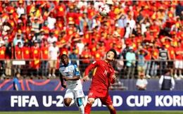 """U20 Việt Nam thua trên sân, nhưng có một điều chúng ta """"thắng"""" ở World Cup"""