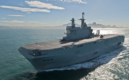 Vì sao Pháp phô diễn sức mạnh quân sự tại châu Á-TBD bằng tàu Mistral?