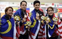 Chủ nhà Malaysia giành 7 HCV, Việt Nam và 9 đoàn khác vẫn dừng lại ở con số 0