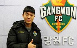 Những hình ảnh độc quyền về Xuân Trường tại CLB Gangwon