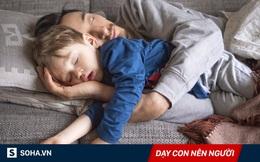"""Bố """"lười"""" dạy được con chăm: Phương pháp giáo dục hữu hiệu đến bất ngờ!"""