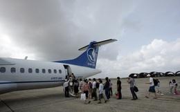 Máy bay ATR 72 đi Côn Đảo gặp sự cố phải quay đầu lại Tân Sơn Nhất