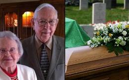 """Qua đời cách nhau 30 tiếng, cặp vợ chồng già chứng minh tình yêu quả thực có """"phép màu""""!"""