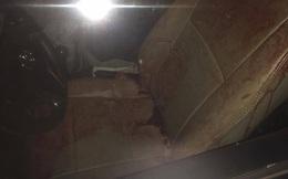Tài xế taxi bị cướp đâm nhiều nhát cố lết đi hơn 1,5km cầu cứu