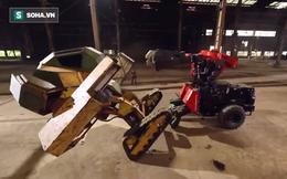 Nóng: Đại chiến robot có thật không phải trên phim, Mỹ hạ knock-out Nhật