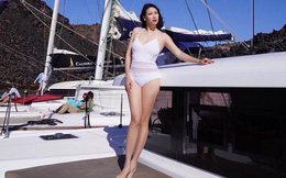 Ngỡ ngàng với thân hình nóng bỏng của Hoa hậu U50 gợi cảm nhất Việt Nam
