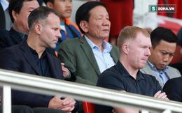 """HLV Lê Thụy Hải: Giggs, Scholes đã thấy """"điều gì đó"""" ở bóng đá Việt Nam"""