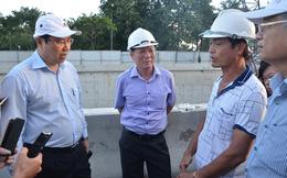 Chủ tịch Huỳnh Đức Thơ hứa thưởng vài trăm triệu cho công nhân nếu xong đúng tiến độ