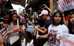 Hàng ngàn người biểu tình phản đối chính sách của Tổng thống Philippines