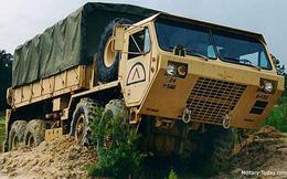 """Top 10 xe tải quân sự """"khủng"""" nhất thế giới"""