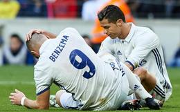 """Benzema đăng đàn gọi Ronaldo là """"ích kỷ"""", nhưng đằng sau là lời nịnh đầy khéo léo"""