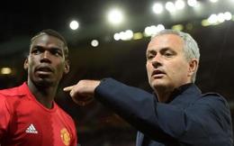 Mourinho nổi cáu, buông lời đe dọa Paul Pogba