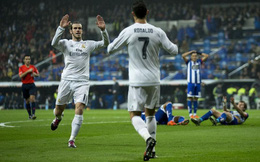 Ronaldo bị nghi cầm đầu kế hoạch ngăn cản Gareth Bale đá chung kết Champions League